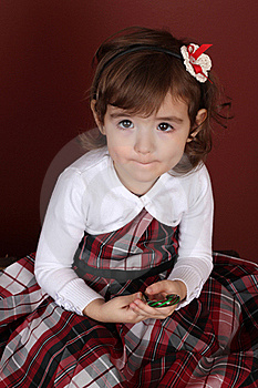 Little Girl Stock Images - Image: 17672234