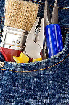 Tools And Instruments Stock Photography - Image: 17674322