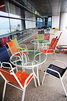 Tables And Chairs Stock Images - Image: 17675494