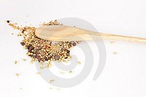 Spices Mixed Stock Photos - Image: 17675523