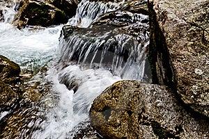 Mountain Stream Stock Photo - Image: 17675540