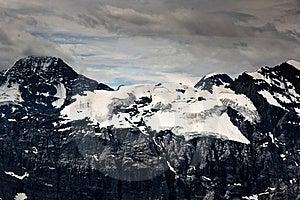 Alpine Glacier Stock Photo - Image: 17675740