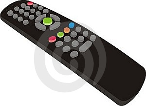The Panel For The TV Royalty Free Stock Images - Image: 17677079