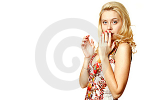 Beautiful Young Woman Stock Images - Image: 17678774