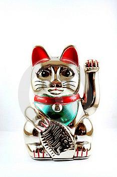 Cats Sacred Royalty Free Stock Image - Image: 17679116