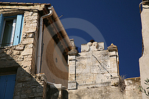 French Sundial Royalty Free Stock Photography - Image: 17681877