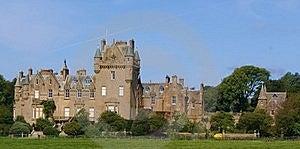 Scottish Castle Royalty Free Stock Photography - Image: 17683067