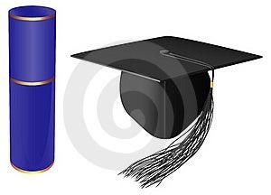 Graduation Royalty Free Stock Photography - Image: 17685317