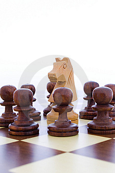 Horse And Pawn Stock Photos - Image: 17686843