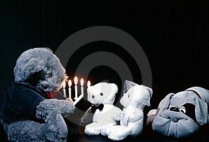 Teddy Bears Getting Married Stock Photography - Image: 17687492