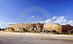 Caesarea Royalty Free Stock Photos - Image: 17689018