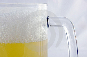 A Mug Of Beer Royalty Free Stock Photo - Image: 17689185