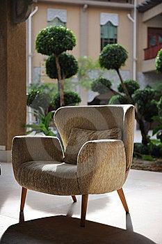 Hotel Relaxation Corner Stock Images - Image: 17690064