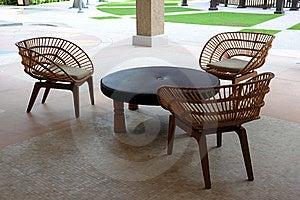 Hotel Relaxation Corner Royalty Free Stock Photo - Image: 17690195