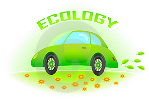 Ecological Car Stock Photography - Image: 17693752