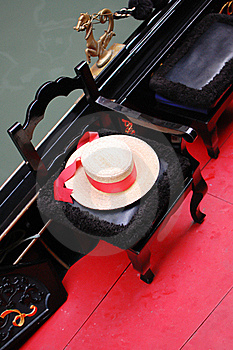 Waiting For The Gondolier Royalty Free Stock Photography - Image: 17695077