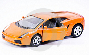 Sport Car Model Stock Photos - Image: 17697843