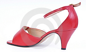 Red Shoes Royalty Free Stock Photography - Image: 17698077