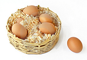 Eggs_011 Royalty Free Stock Photos - Image: 17699338