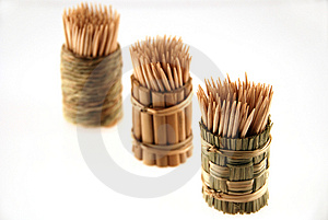 Toothpicks Stock Images - Image: 1770434