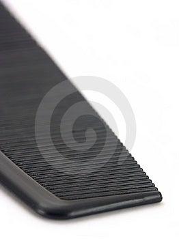 Black Comb 2 Stock Image - Image: 1773091
