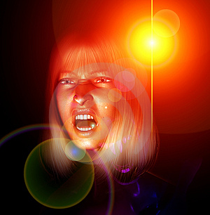 Nightmare 10 Royalty Free Stock Photo - Image: 1773235