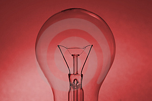 Light bulb Stock Photography