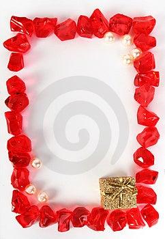 Holiday Photoframe Royalty Free Stock Image - Image: 1777156