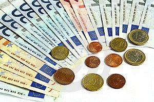 Euro Royaltyfria Foton - Bild: 17700238