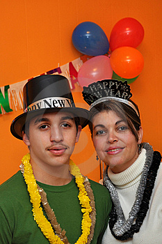 Single Mother With Teen Son Stock Photos - Image: 17705633