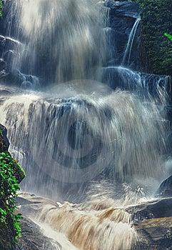 Waterfalls Royalty Free Stock Photography - Image: 17709037