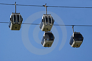 Cable Cars Stock Image - Image: 17709781