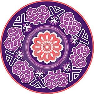 Round Lace Royalty Free Stock Photo - Image: 17711405