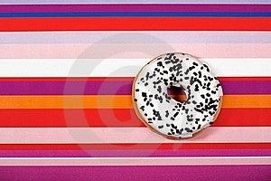 Sweet Donut Royalty Free Stock Image - Image: 17714596