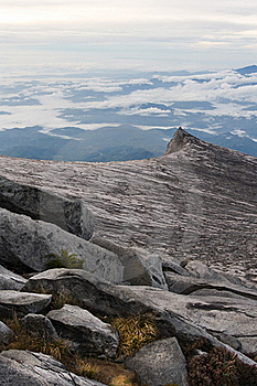 Kinabalu Summit Royalty Free Stock Photo - Image: 17716995