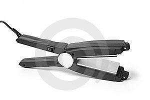 Hair Straightener Royalty Free Stock Image - Image: 17717566