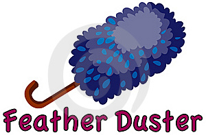 Feather Duster Royalty Free Stock Photos - Image: 17721678
