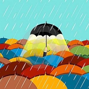 Raining Season Stock Photography - Image: 17721722