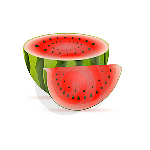 Watermelon Royalty Free Stock Image - Image: 17721736
