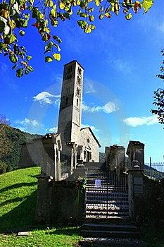 Medieval Church Stock Photos - Image: 17727103
