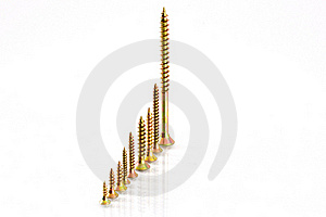 Screws Stock Photo - Image: 17727250