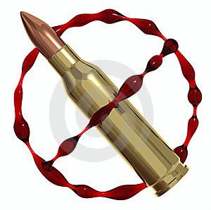 Anti War Symbol Royalty Free Stock Photo - Image: 17728675