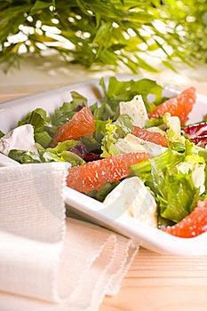 Salad Royalty Free Stock Photo - Image: 17734645