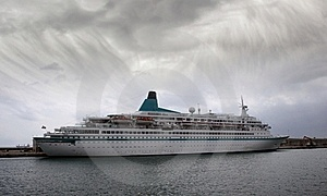 Cruise Tied Up Stock Images - Image: 17740974