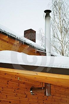 Chimney, Smoke Stack, Metal Pipe Royalty Free Stock Image - Image: 17741476