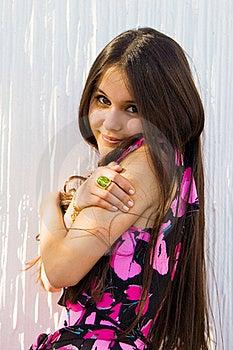 Beautiful Asian Girl Stock Image - Image: 17741731