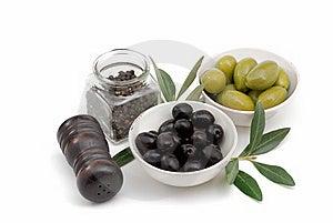 Olives Royalty Free Stock Photography - Image: 17746087