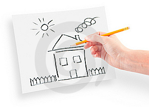 Dream Home Stock Photography - Image: 17748202