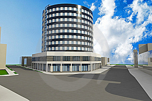 Hotel Concept Royalty Free Stock Photography - Image: 17749027