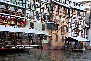 The Color Of Windows In Strasbourg Stock Photography - Image: 17750432